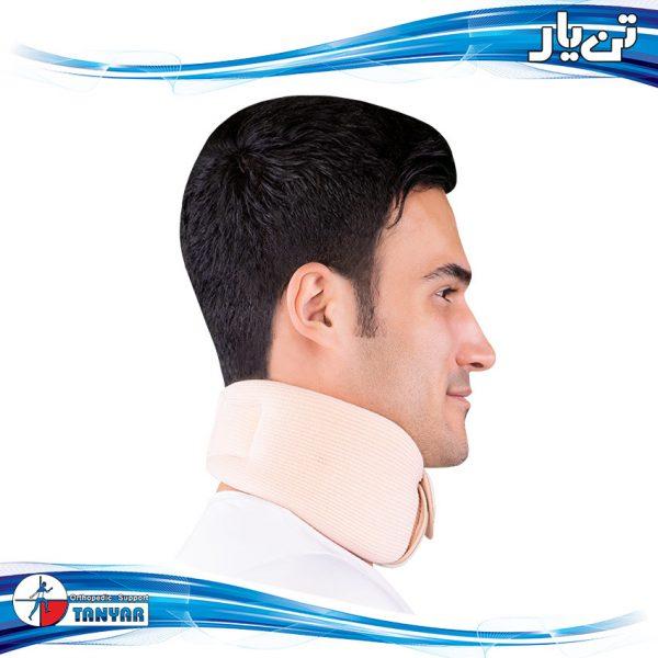 گردن بند طبی نرم قابل-تنظیم