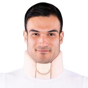 گردن بند نرم قابل تنظیم