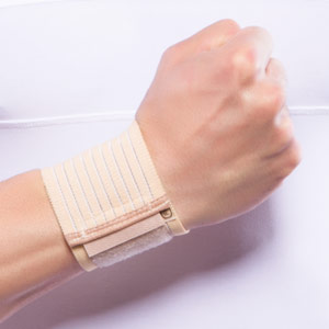 Elastic Adjustable Wrist Support1