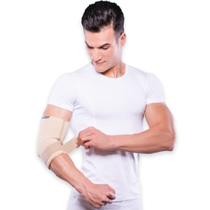 Elastic Elbow Support1