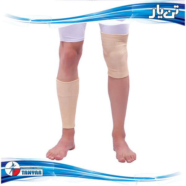 Elastic Knee & Shin Support1