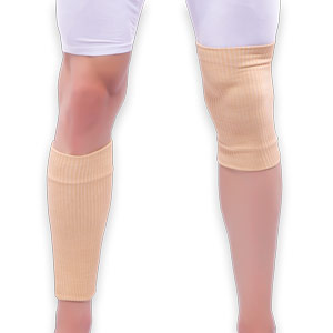 Elastic-Knee& Shin Support