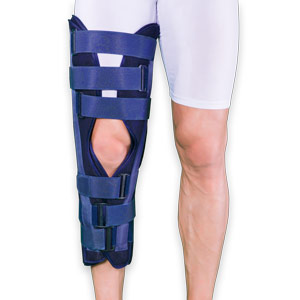 Long Knee Immobilizer