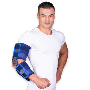Motion Control Elbow Support
