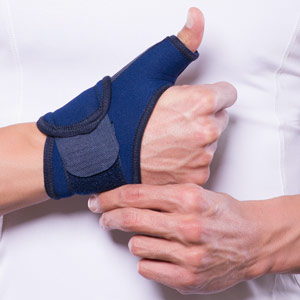 Neoprene Thumb Spica