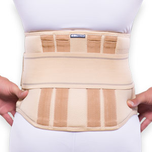 Rigid Lumbo-Sacral Support