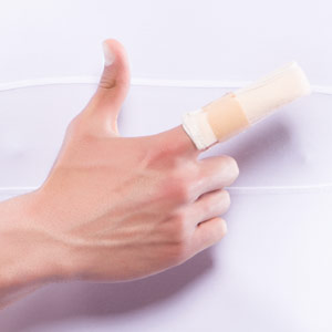 Short Finger Splint