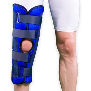 Short Knee Immobilizer