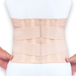 Soft Lumbo-Sacral Support