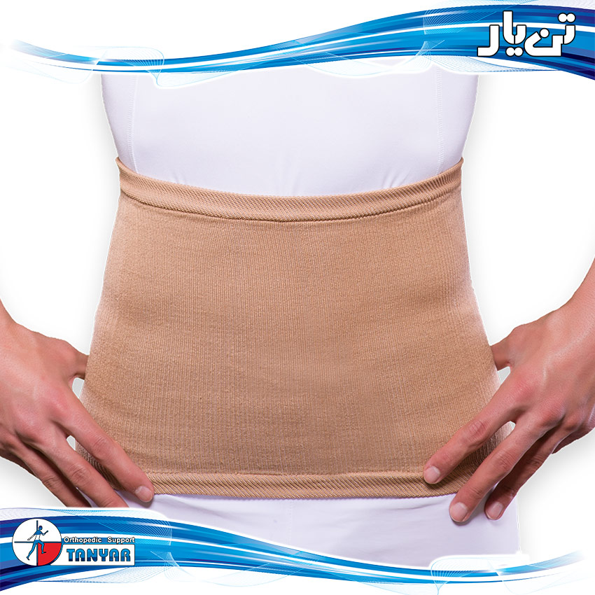 Towel Abdominal Binder1