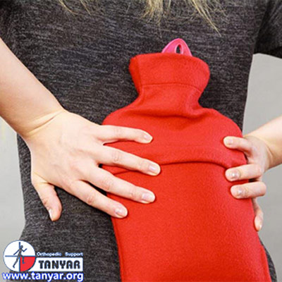 hot water bag For your lower back