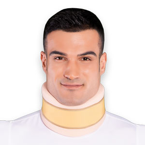 Semi-Rigid Cervical Collar